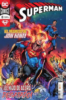 Superman. Nuevo Universo DC / Renacimiento (Grapa) #87/8