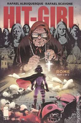 Hit-Girl (2018 Variant Covers) (Comic Book) #12