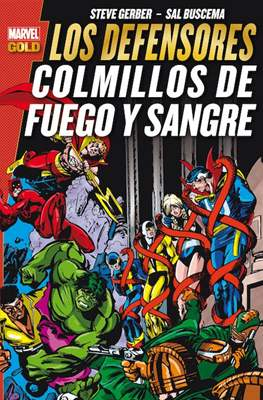 Los Defensores (2012-). Marvel Gold (Rústica) #4