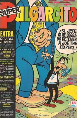 Super Pulgarcito #5