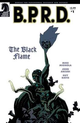 B.P.R.D. (Comic Book) #18