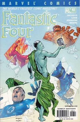 Fantastic Four Vol. 3 (Comic Book) #48 (477)