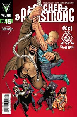 Archer & Armstrong (Grapa) #15