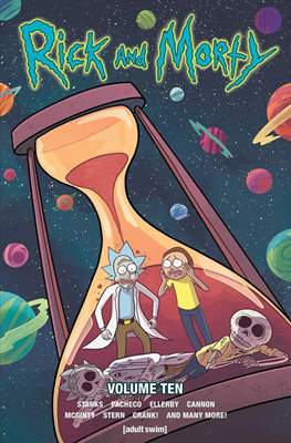 Rick and Morty (Softcover) #10