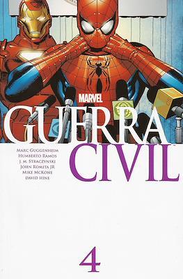 Guerra Civil (Rústica) #4
