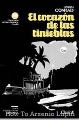 Colección Novela Gráfica Clarín (Rústica) #4