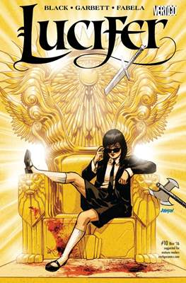 Lucifer Vol 2 (Comic Book) #10