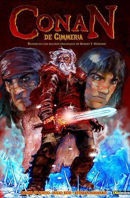 Conan de Cimmeria (Cartoné 56 pp) #1