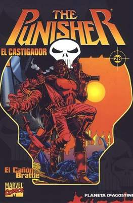 Coleccionable The Punisher. El Castigador (2004) (Rústica 80 páginas) #28
