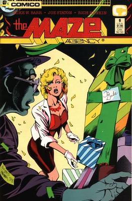 The Maze Agency (Comic Book) #6
