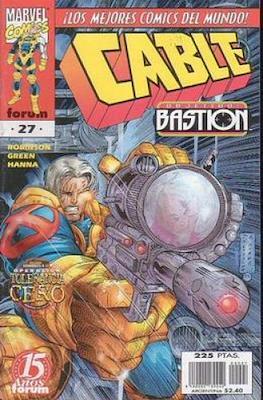Cable Vol. 2 (1996-2000) (Grapa 24 pp) #27