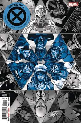House of X (Variant Covers) #2.7
