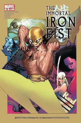 The Immortal Iron Fist (2007-2009) (Digital) #20