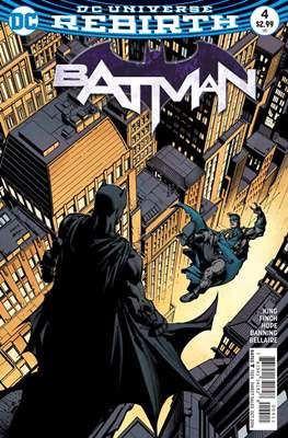 Batman Vol. 3 (2016-) (Comic-book) #4