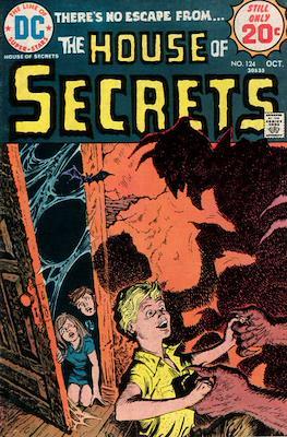 The House of Secrets (Grapa) #124