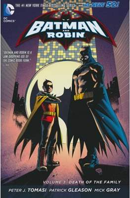 Batman and Robin Vol. 2 (2011-2015) (Siftciver) #3