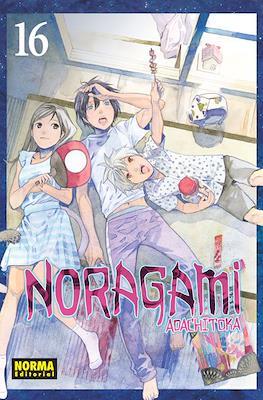 Noragami (Rústica con sobrecubierta) #16