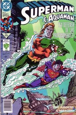Supermán (1986-2001) (Grapa) #243
