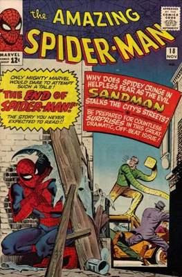 The Amazing Spider-Man Vol. 1 (1963-2007) (Comic-book) #18