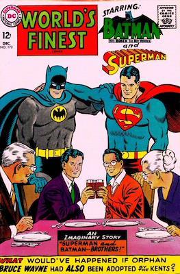 World's Finest Comics (1941-1986) (Comic Book) #172