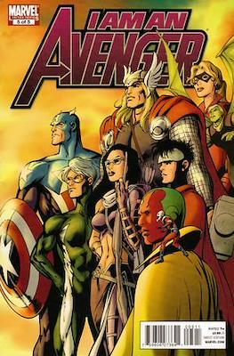 I Am An Avenger (Comic-Book) #5