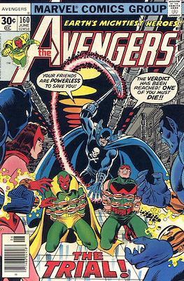 The Avengers Vol. 1 (1963-1996) (Grapa) #160