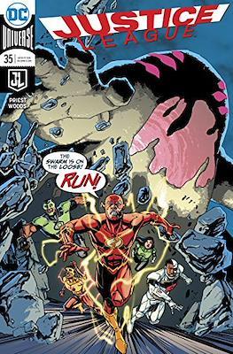 Justice League Vol. 3 (2016-2018) (Comic-book) #35