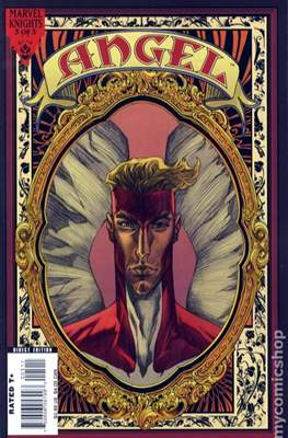 Angel: Revelations (Comic Book) #5