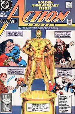 Action Comics Vol. 1 (1938-2011; 2016-) (Comic Book) #600