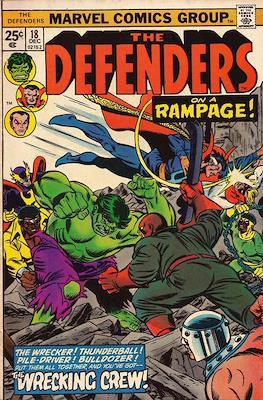 The Defenders vol.1 (1972-1986) (Comic Book 32 pp) #18