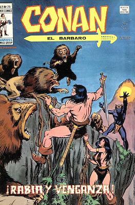 Conan el Bárbaro Vol. 2 (Grapa) #29