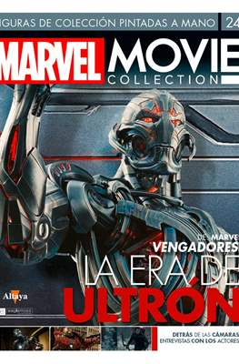 Marvel Movie Collection (Grapa) #24