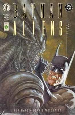 Batman / Aliens #2