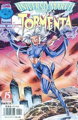 Universo Marvel presenta a (Grapa. 17x26. 24 páginas. Color.) #9