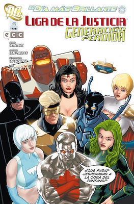 Liga de la Justicia. Generación perdida #3