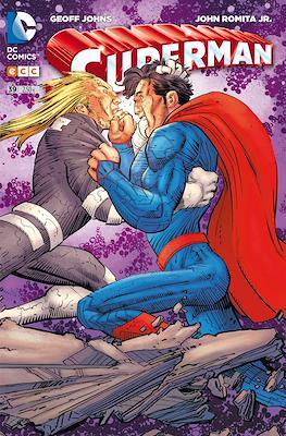 Superman. Nuevo Universo DC / Renacimiento (Grapa) #39