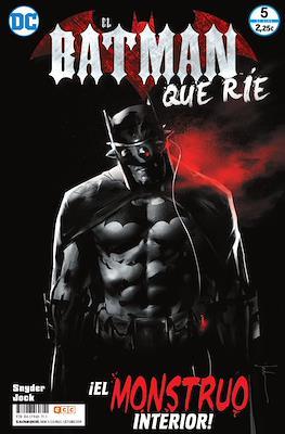 El Batman que ríe #5