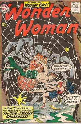 Wonder Woman Vol.1 (1942-1986; 2020-) (Comic Book) #116