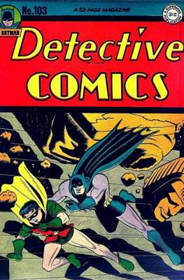 Detective Comics Vol. 1 (1937-2011; 2016-) (Comic Book) #103
