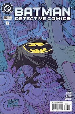 Detective Comics Vol. 1 (1937-2011; 2016-) (Comic Book) #717