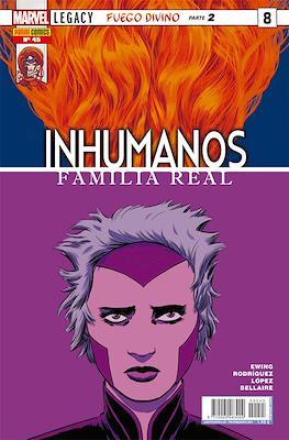Inhumano / Inhumanos (2014-2018) (Grapa) #45