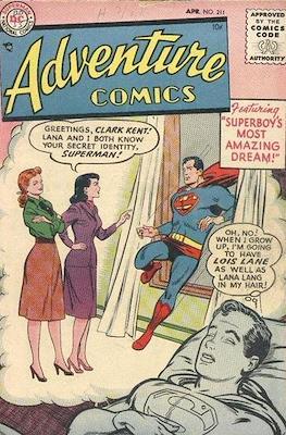 New Comics / New Adventure Comics / Adventure Comics (1935-1983 ; 2009-2011) #211