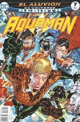 Aquaman (2017-...) (Grapa) #7