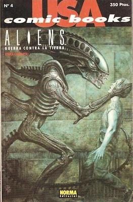 Comic books USA #4