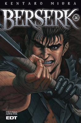 Berserk (Rústica con sobrecubierta) #36