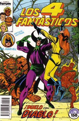 Los 4 Fantásticos Vol. 1 (1983-1994) (Grapa 36-32-24 pp) #78