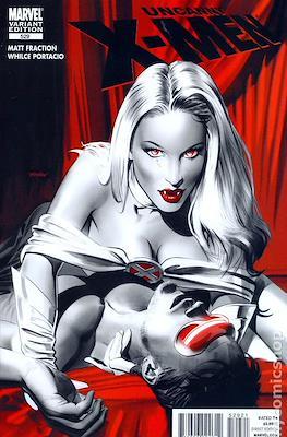 The Uncanny X-Men (1963-2011 Variant Cover) #529