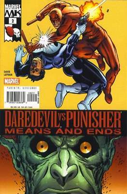 Daredevil vs. Punisher: Means and Ends (Comic-Book) #2