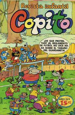 Copito (1977) (Grapa 24 pp) #5