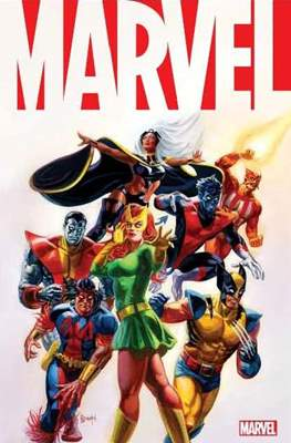 Marvel (2020 Variant Cover) (Comic Book 40pp) #2